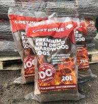 BEECH HARDWOOD BLOCKS  BAG