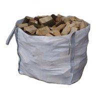 Hardwood Ton Bag of Blocks – Delivered